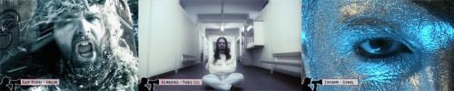 Galerie Snapshots Musikvideos